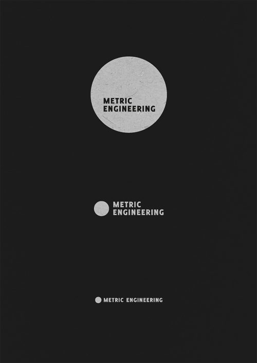 Metric Engineering